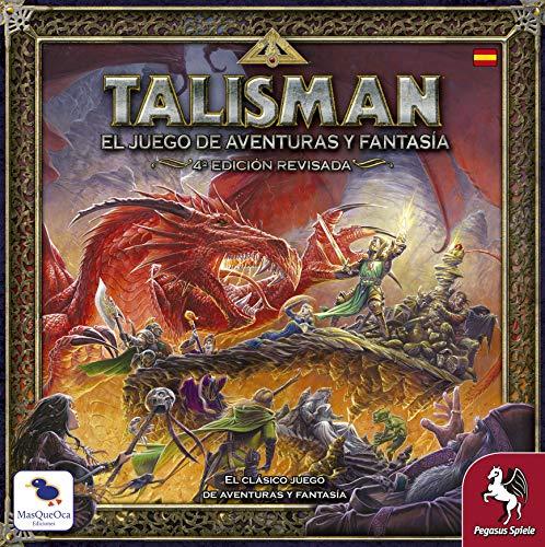 Talismán Cuarta Edición Español MasQueOca Ediciones