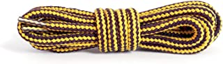 Kaps Patterned Laces, quality shoe laces for outdoor and casual footwear, made in Europe, 1 pair, many colors and lengths