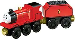 Learning Curve Brands Thomas and Friends Wooden Railway - Talking Railway James