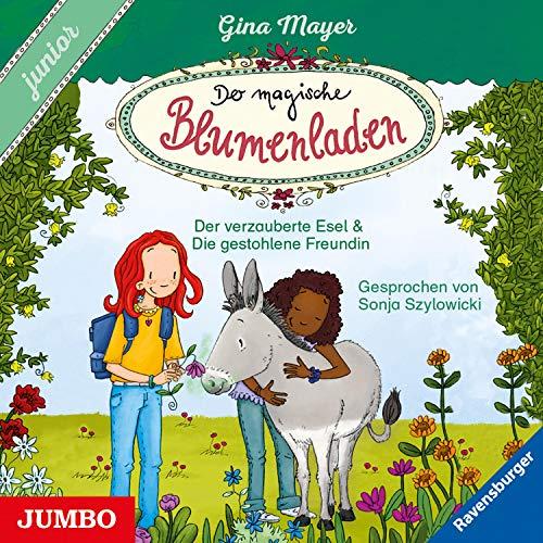 Der verzauberte Esel und Die gestohlene Freundin Titelbild