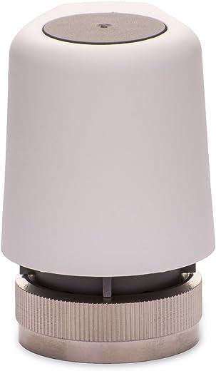 Stellantrieb 230V für Fußbodenheizung, M30x1,5 NC (stromlos geschlossen) passend für nahezu jeden Heizkreisverteiler BUDERUS, Homeatic IP, Heimeier…