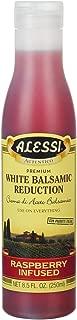 Alessi Raspberry Balsamic Vinegar Reduction, 8.5 Ounce