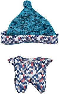 Distroller Neonate Nerlie Boy Clothing Romper with Beanie & Shoes - Mexico KSI-Merito Exclusive