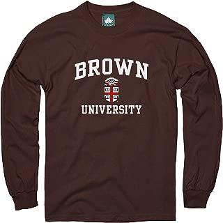 brown university long sleeve shirt