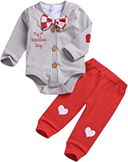 Best baby boy clothes valentines Reviews