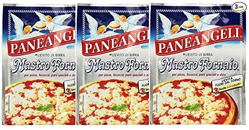 Paneangeli Mastro Fornaio Yeast For Pizza 3 Envelopes