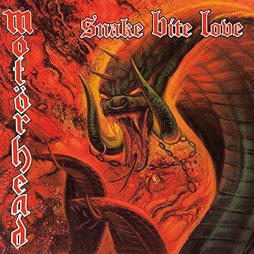Mot?Rhead: Snake Bite Love (Audio CD)
