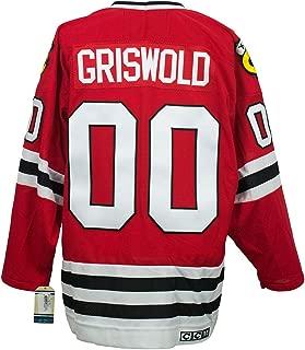 griswold blackhawks jersey