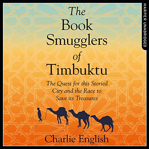 The Book Smugglers of Timbuktu cover art