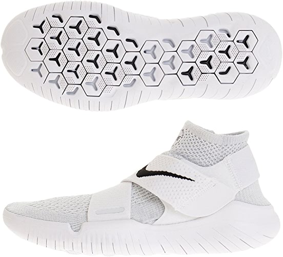 Nike W Free RN Motion FK 2018, Chaussures de Running Compétition Femme
