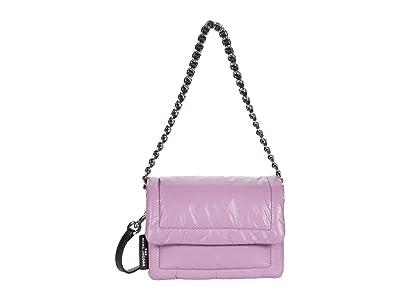 Marc Jacobs Mini Pillow Bag (Violet) Handbags