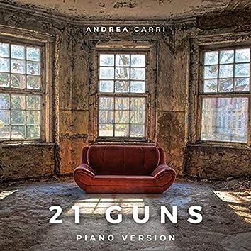 21 Guns (Piano Version)