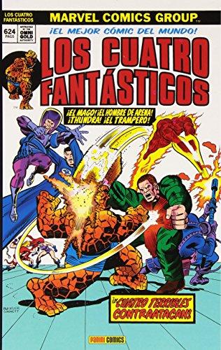 Los 4 Fantásticos. Los Cuatro Terribles Contraatacan