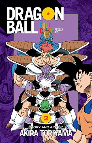 Dragon Ball Full Color Freeza Arc Volume 2