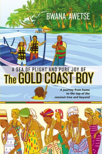 A Sea of Plight and Pure Joy of The GOLD COAST BOY: A journey from home to the top of the coconut tree and beyond (English Edition)
