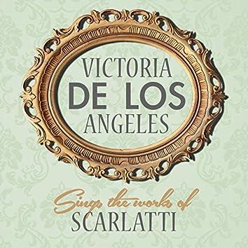 Victoria de los Angeles Sings the Works of Scarlatti