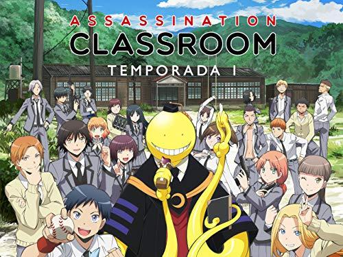 Assassination Classroom - Temporada 1