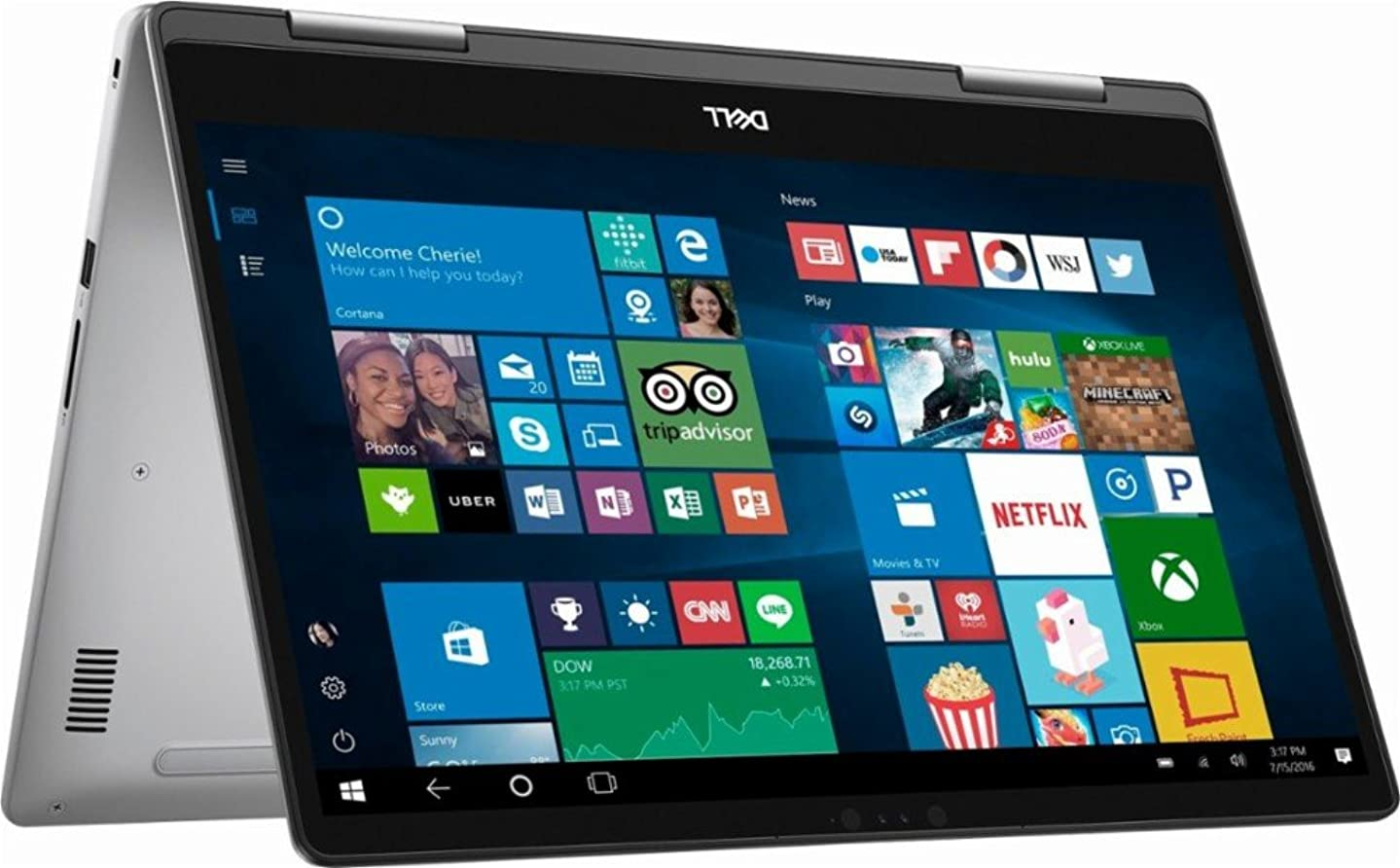 Newest Dell Inspiron 7000 2-in-1 15.6