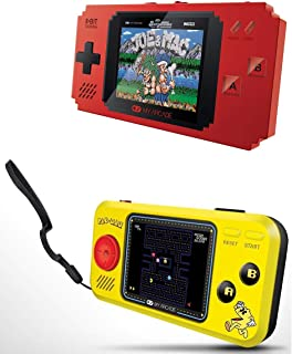 My Arcade Pac-Man Hits Handheld Games + Pixel Portable Player with 300 Retro Games Including Data East Classic Hits