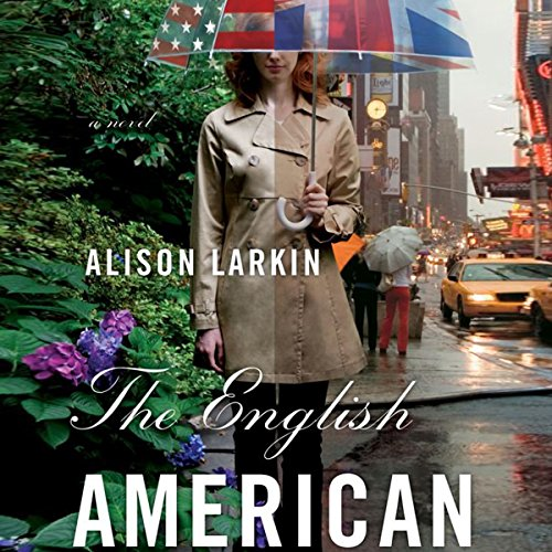 The English American audiobook cover art