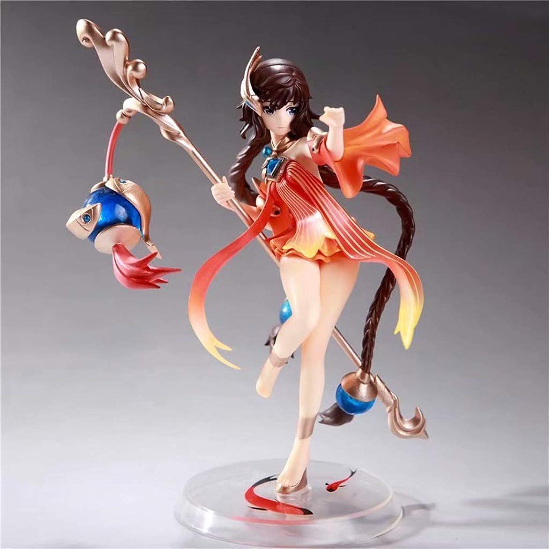 calidad auténtica Anime Personaje De Juego De Dibujos Animados Animados Animados Modelo De Joe Grande Estatura Altura 18 Cm Decoraciones De Juguete Material De PVC CQOZ  lo último