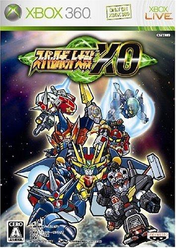 スーパーロボット大戦XO - Xbox360