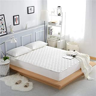 Colchón plegable, Almohadilla impermeable para la cama, Alfombrillas protectoras de colchón antideslizantes, 100% algodón, lavables, Tatami para dormitorio Dormitorio-C 150x200 cm (59x79 pulgadas)