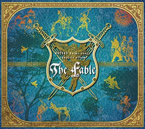 "KOTOKO Anime song's complete album ""The Fable"