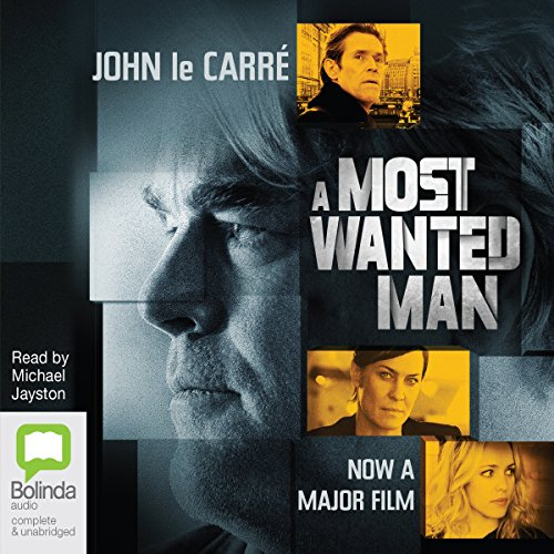 Couverture de A Most Wanted Man