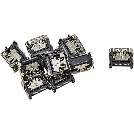 Uk Post 1 X  C USB 3.1 Splint SMT Female Socket 24Pin PCB Mount Solder Connector