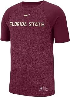 Nike Florida State University Men's Marled Seminoles T-Shirt