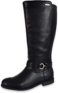 Nautica Girls Youth Knee High Fashion Riding Boots