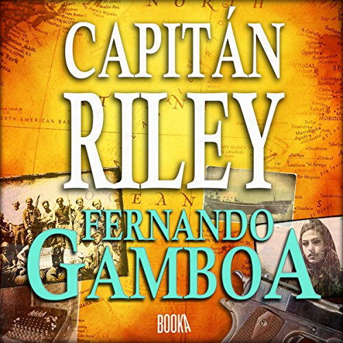 Couverture de Capitán Riley [Spanish Edition]