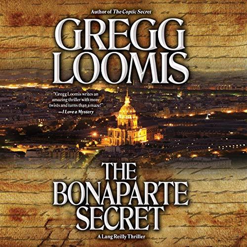 The Bonaparte Secret audiobook cover art
