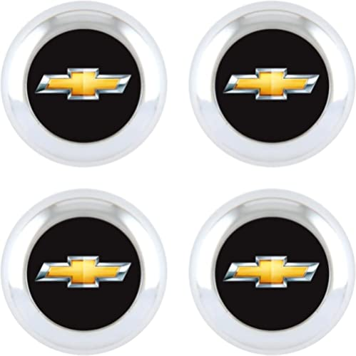 Pilot Automotive Pilot IP-353C Chevy Logo License Plate Fastener Caps, 1 Pack
