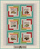 Moda Fabrics Cultivate Kindness Deb Strain Life is Good Quilt Kit