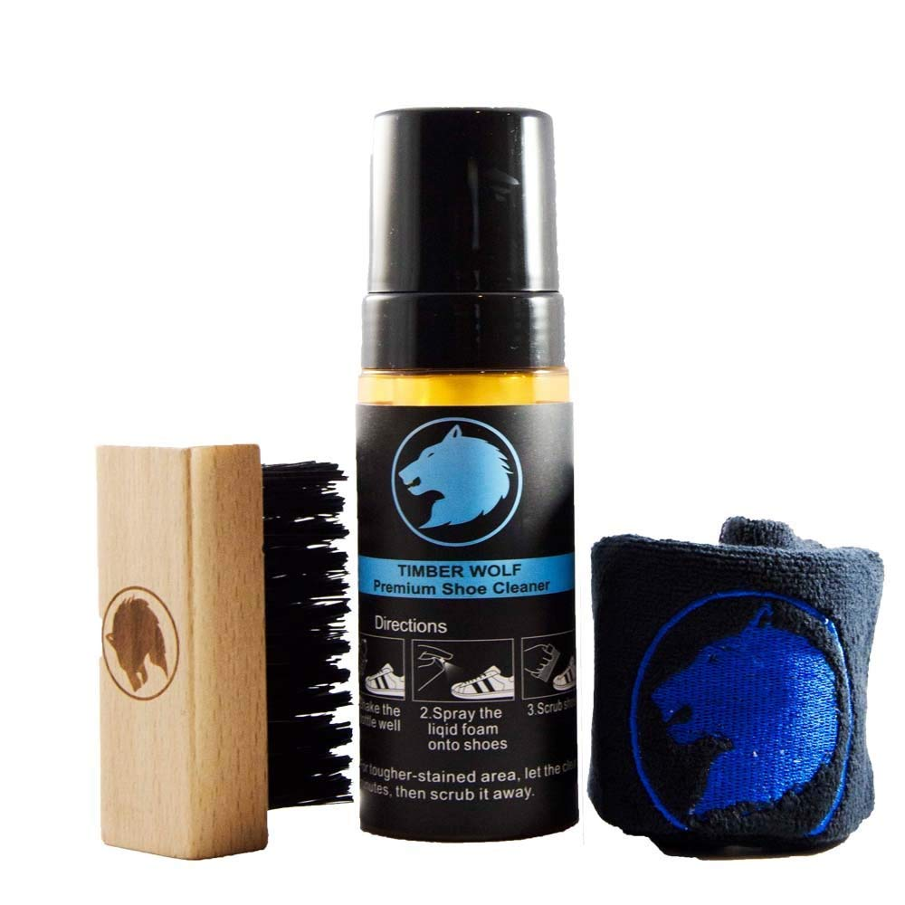 Timber Wolf Premium Shoe Cleaner
