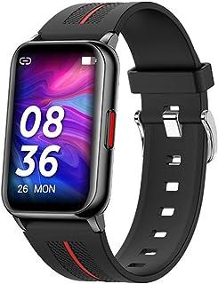 Smart Horloge Vrouwen 2021 Hartslag Monitoring Smart Polsbandjes 1.57Inch Smartwatches Mannen Fitness Tracker Voor Android...