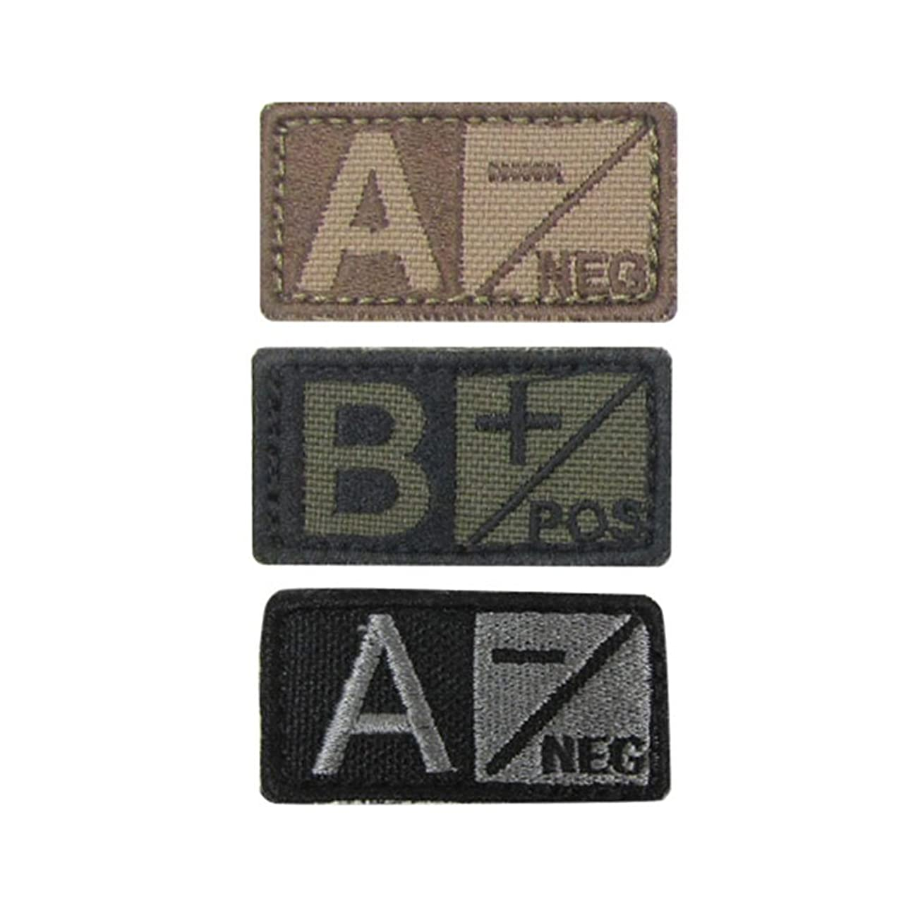 Condor Outdoor 229 Blood Type Patch - O Positive (1 Patch)