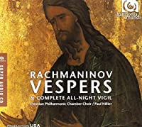 Rachmaninov: Vespers - All Night Vigil by Estonian Philharmonic Chamber Choir (2008-08-12)