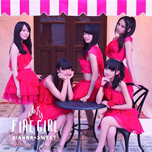 FIRE GIRL TYPE-B