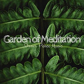 Garden of Meditation: Inner Peace Music, Stress Relief, Relaxing Zen Music for Walking Meditation