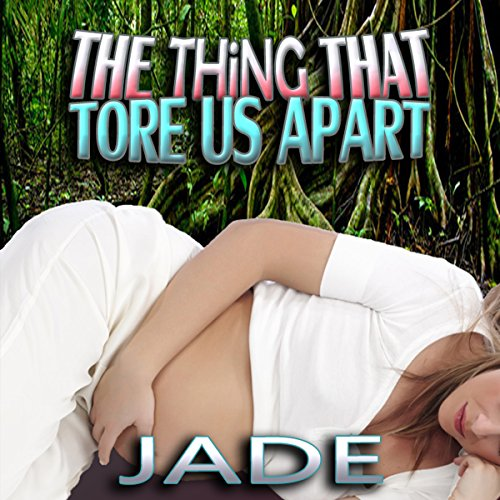 The Thing That Tore Us Apart audiobook cover art