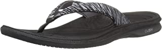 Women's Cush+ Heathered Thong Sandal