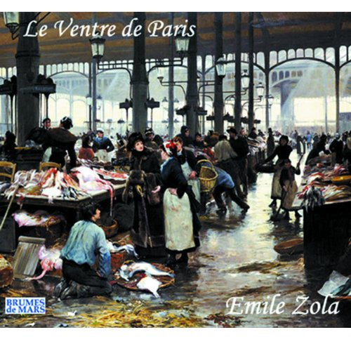 Couverture de Le ventre de Paris