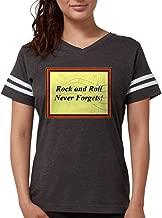 CafePress - R & R Never Forgets T-Shirt - Womens Football Shirt
