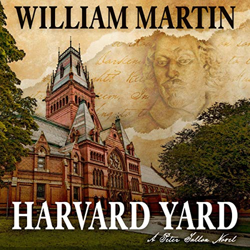 Couverture de Harvard Yard