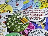 Chapas personalizadas 50mm (bodas, eventos, asociaciones.) (150)