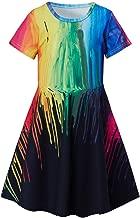 Best black paint splatter dress Reviews