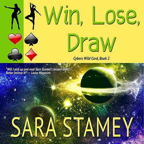 Win, Lose, Draw audiobook cover art